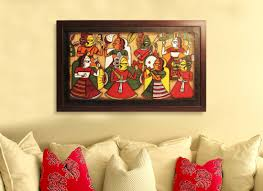 Samoan Home Decor by Antique Phad Painting Online Buy Handicrafts Online Wall Home