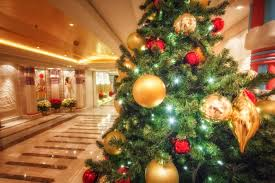 the holidays come alive onboard royal caribbean international