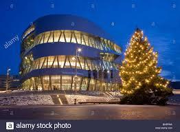 mercedes stuttgart mercedes benz museum christmas tree stuttgart baden