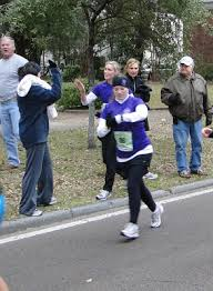 First Light Marathon Road Runner January 2011