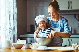 cuisine avec enfant quel bonheur de cuisiner avec enfant menu enfant