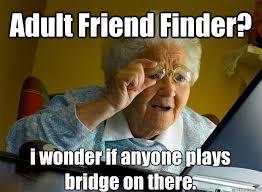 Meme Finder - grandma finds the internet memes quickmeme
