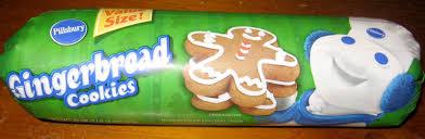 pillsbury gingerbread cookie dough recipe food friday recipes