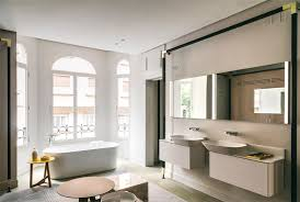 Laufen Bathroom Furniture Laufen Bathrooms New Madrid Showroom Designed By Urquiola