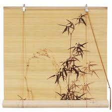 Home Decor Liquidators Reviews by Oriental Furniture Roll Up Shade U0026 Reviews Wayfair