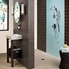 Mosaic Tile Ideas For Bathroom Bath U0026 Shower Home Depot Decorative Tile Bathroom Tile Gallery