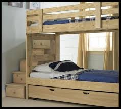 Solid Wood Loft Bed Plans by 25 Best Bodacious Bunk Beds Images On Pinterest 3 4 Beds Lofted