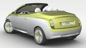 nissan micra green colour nissan micra colour concept show car revealed