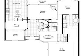 custom ranch floor plans custom ranch house plans door style ranch house design