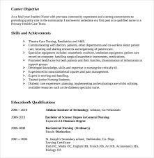 resume templates for nurses awesome collection of 34 resume templates for nurses cv