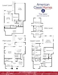 adu house plans galer queen anne spot lot homes american classic homes