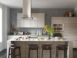 Backsplash For Kitchen Walls Silver Gold And Taupe Metallic Glass Tile Kitchen Backsplash