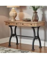 Black Entryway Table Deals On Bryson Rustic X Base Sofa Entryway Table By Inspire Q