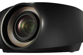 4k home theater projector sony u0027s vpl vw1000es 4k home theater projector signals the end of