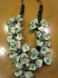 money leis origami coronado high school bow tie money ribbon leis how do