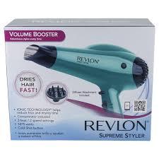 Hair Dryer Volume revlon 1875w volume booster hair dryer meijer