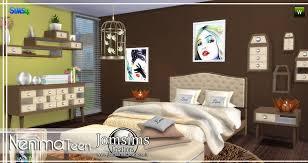 chambre ado chambre adolescent sims 4