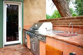 outdoor k che mauern outdoor kuche selber bauen ka che stein a ideen fa r auaenka