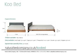 King Size Bed Dimensions Height King Size Bed Height Dimensions Bed Set Design