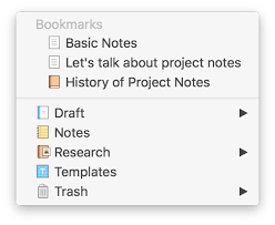 project notes are dead long live project notes literature and
