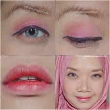 review tutorial make up natural wardah esy beauty blog under idr 100k make up challenge