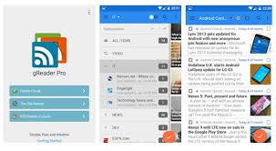rss reader android greader is the best rss feed reader feedly alternative