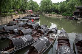 Awning Boat Black Awning Boat Stock Photos And Pictures Getty Images