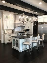 Big Kitchen Islands Astonishing Neutral White Contemporary Kitchen Design Scheme With
