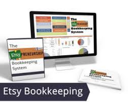 Etsy Spreadsheet Bookkeeping Spreadsheet For Etsy Sellers The