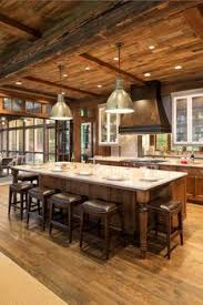 Log Cabin Kitchen Ideas Gorgeous Kitchen For Our Cabin In The Woods Log Cabin