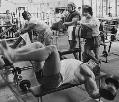 Bench Barbell Row How Many Reps Should You Do To Build Muscle U2014 Lee Hayward U0027s Total