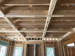 new home plumbing rough framing has been completed at our spec house america u0027s