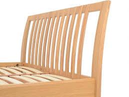 Ercol Bed Frame Ercol Bosco Bedroom Oak 6 0 King Bed Longlands