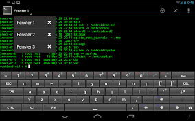 android terminal emulator project21z images nexus 7 with terminaemulation android