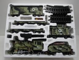 keystone locomotive 33002 g scale us army set trainz