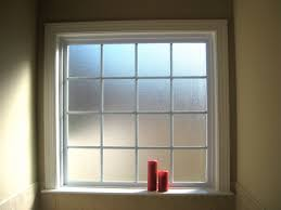Frosted Glass For Bathroom Bathroom Window Glass