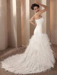 feather wedding dress hello feathers my approves of you i call it eclectic