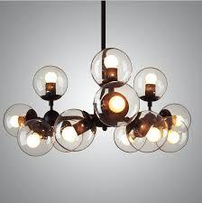 vintage glass pendant light vintage glass chandeliers modo dna iron pendant light 4 8 12 16