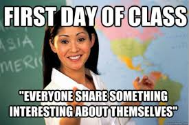 First Day Of College Meme - five memes that sum up the first week back at school