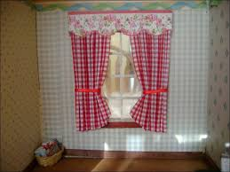 French Lace Kitchen Curtains Kitchen Country Style Curtains Curtain And Valance Set Kitchen