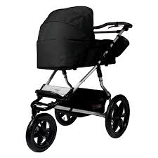 Bassinet Converts To Crib by A Black Pram Style Carrycot Designed To Perfectly Fit The Urban