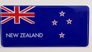 Nee Zealand Flag New Zealand Flag By Gia Mulierchile