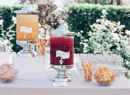 Drinks For Baby Shower - wedding trends 7 gorgeous ideas for drink stations inside weddings
