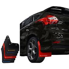 Ford F150 Truck Mud Guards - rally armor focus mud flap set focus st 2013 2017 focus rs 2016 2017