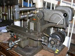 Bench Top Mill Basement Shop Projects Etc