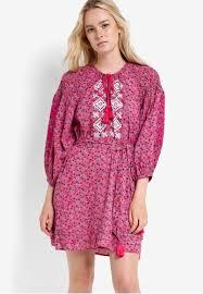 topshop dress buy topshop ditsy smock dress online zalora malaysia