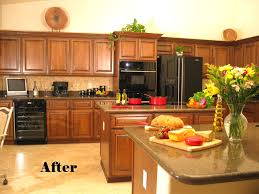 How Much To Refinish Kitchen Cabinets How Much Is Kitchen Cabinet Refacing Stunning Does It Cost To