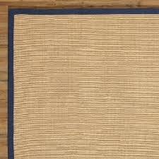 jute rug navy jute rug reviews birch