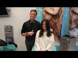 mid lenth beveled haircuts long beveled hairstyles hair styling tips youtube