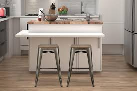 furniture metal modern bar stools with back less also small